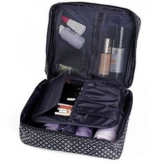 Travel Organizer pouch for Cosmetic Makeup Toiletry kit. d3e8d00e007fe