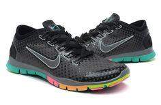 Nike Free TR Fit Black Prism Blackout