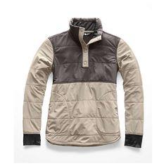 72ab6fa0d72b SiZe small-The North Face Women s Mountain Sweatshirt 1 4 Snap Jacket -  Moosejaw
