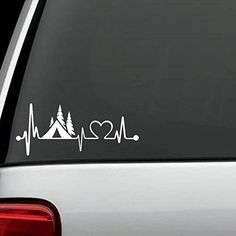 J1052 Tent Camper Heartbeat Lifeline Monitor Camping Decal Sticker Bluegrass Decals http://www.amazon.com/dp/B019VY1L3K/ref=cm_sw_r_pi_dp_uFW1wb05ND27F