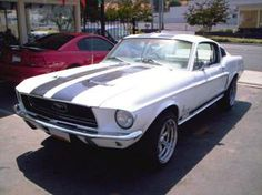 We also carry an expansive inventory of Classic Mustangs for sale, from project cars to turn-key-drivers.