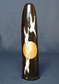 Cératoys © grès porcelainique, décor cloisonné