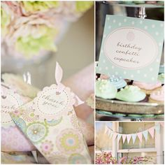 {Tutorial} Favor Boxes from Flower Garden Party! - The TomKat Studio