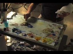 Creating Shapes in Landscape Paintings Part 3 of 11 with Andy Braitman