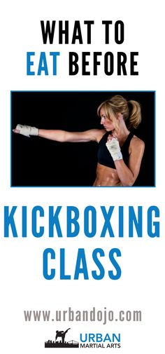 4bbb775f004 You should never take a kickboxing class on an empty stomach. Find out why  not