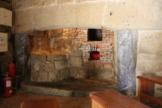 Fort St. Nicholas -Tower - Kitchen Oven
