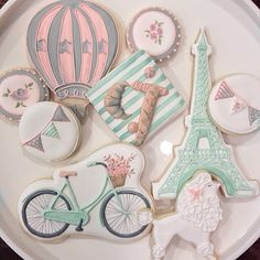 Soft color cookies