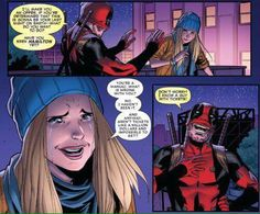 This is why Deadpool is awesome. He knows what's up