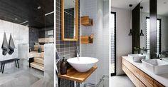 13 pomysłów na meble do każdej łazienki. Nowoczesne i eleganckie #MEBLE #ŁAZIENKA