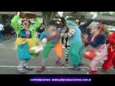 CIRCO y MALABARES para Eventos contrataciones: www.p4producciones.com.ar