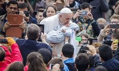Pope Francis: better to be an atheist than a hypocritical Catholic Pope criticises 'double life' led by some members of his own church during the sermon of his private morning mass. He is bold, truthful, amazing. I love this pope!