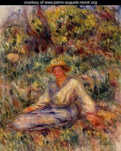 Title Unknown - Pierre Auguste Renoir - www.pierre-auguste-renoir.org