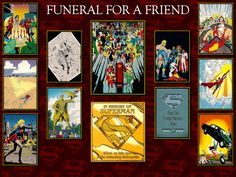 Superman Funeral For A Friend SkyBox Card WP by Superman8193 on deviantART