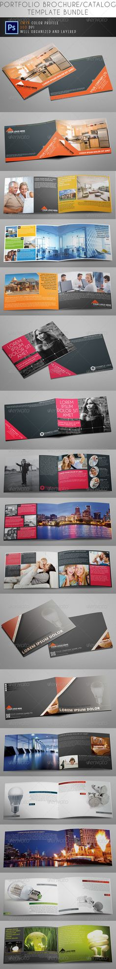 Brochure/Catalog Bundle Vol.1