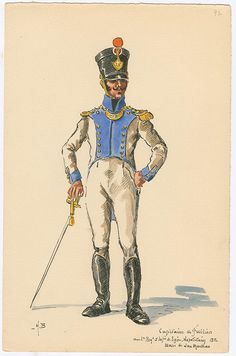 the art of Henry Boisselier - Armchair General and HistoryNet >> The Best Forums in History