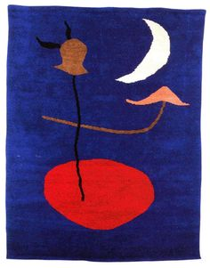 Joan Miró, Bailarina española, 1960