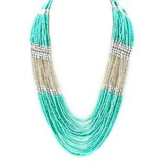 Pree Brulee - The Lauren Necklace  ....making one for summer :)