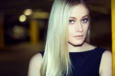 Olivia Taylor Dudley... Without the glasses...
