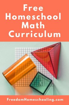 Freedom Homeschooling provides free high quality homeschool math curriculum for all grades. Complete programs, not supplements. Homeschool Curriculum Reviews, Homeschooling, Consumer Math, Singapore Math, Math Courses, Free Math, Teaching Math, Maths, Math Resources