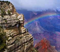 Rainbows.. This is beautiful!