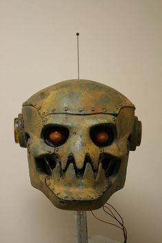 Fantasy | Whimsical | Strange | Mythical | Creative | Creatures | Dolls | Sculptures | schell sculpture studio - clank