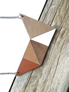 A Must Have: Leather Necklaces from NasuKka