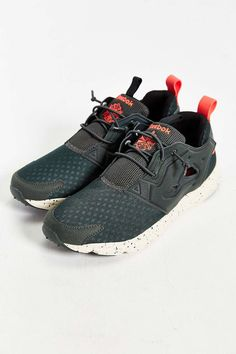 timeless design 7fed8 15cb4 Reebok FuryLite Running Sneaker - Urban Outfitters Reebok Furylite, Running  Sneakers, Adidas Sneakers,