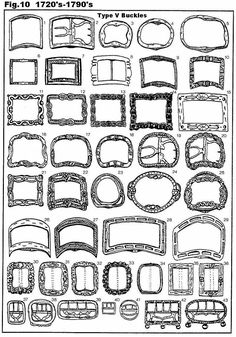 buckle types - Google Search