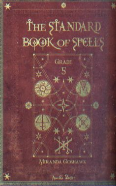 The Standard Book of Spells, Grade 5