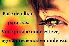 www.nao se faz mal a ninguem.com   nao deixe que o seu passado atrapalhe o seu presente isso so fara mal ...