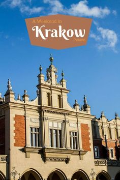 Krakow is one of the most beautiful Medieval cities in Poland. You cannot go wrong on a city break to see all the amazing sights of this city. From World War II history and Schindler's Museum to a beautiful castle and great food, you will want to put Krakow on your list. Click through to find out how you can get the most out of a visit to Krakow, Poland. ~ReflectionsEnroute