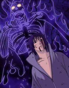 Sasuke Uchiha!