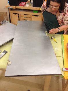 peinture l 39 ancienne bol ro cire patiner noir graphite bureau pinterest bol ro. Black Bedroom Furniture Sets. Home Design Ideas