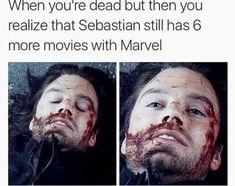 Bucky Barnes: The Winter Soldier Memes Marvel, Dc Memes, Avengers Memes, Marvel Actors, Marvel Funny, Marvel Avengers, Marvel Comics, Avengers Imagines, Superhero Memes