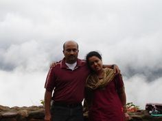 Akash Ganga - I started living an uber life, the moment I met my hubby. A responsible shoulder to rely on...