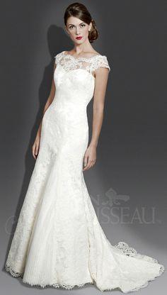 Caitlyn Dress from Modern Trousseau