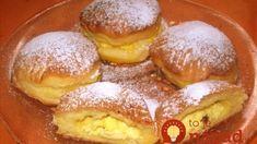 Archívy Koláče - Page 36 of 49 - Receptik. Hungarian Desserts, Hungarian Cuisine, Hungarian Recipes, Turkish Recipes, Sweet Recipes, Cake Recipes, Dessert Recipes, Beignets, Czech Recipes
