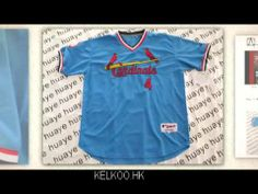 Look at http://made-in-putian.com ,this MLB St.Louis Cardinals Yadier Molina 4 Orange Jersey, it with a tackle twill team logo on the front and the play's name and number on the back,  keep you pulling for a Blackhawks victory no matter what the score!