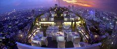 restaurante en el cielo :)