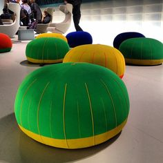 Oursin Pouf by Hella Jonderius