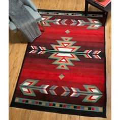 (,300),Southwestern 7x9 - 10x14 Rugs: Use large area rugs to bring a new mood to an old room or to plan your decor around a rug you love. Free Shipping on orders over $45!