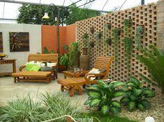 Fábrica de Idéias - Tudo em Paisagismo e Decoração: Jardim de Baixa Manutenção III
