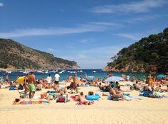 #Spain #travel #beach #beautiful