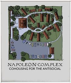Will Napoleon Complex Usher in the Era of the Microburb - LifeEdited