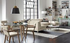Tidy modern living room 10 Ways to Make Your Roommate More Organized for a Clutter Free Environment