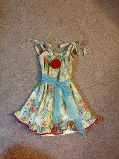 Another pillowcase dress!!