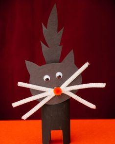 Third Grade Holidays & Seasons Activities: Black Cat