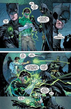 7 Best Batman Green Lantern Ideas Batman Green Lantern Green Lantern Batman