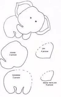Teaching Feelings Today I Feel Play Dough Mats Felt Animal Patterns, Felt Crafts Patterns, Applique Patterns, Stuffed Animal Patterns, Baby Patterns, Quiet Book Templates, Felt Templates, Felt Keyring, Baby Mobile Felt
