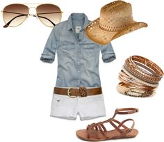 """""""summer please"""" by mrackers on Polyvore"""